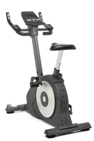 Bild på en spinningcykel