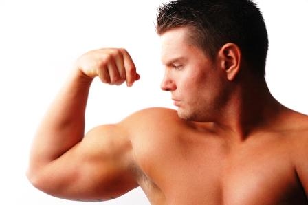 Kreatin för musklerna