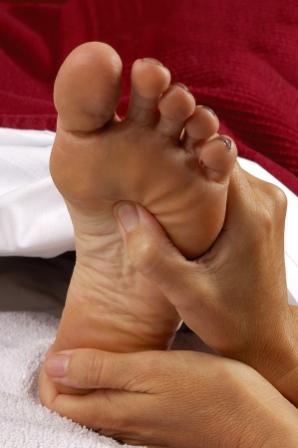Öm i fötterna på morgonen